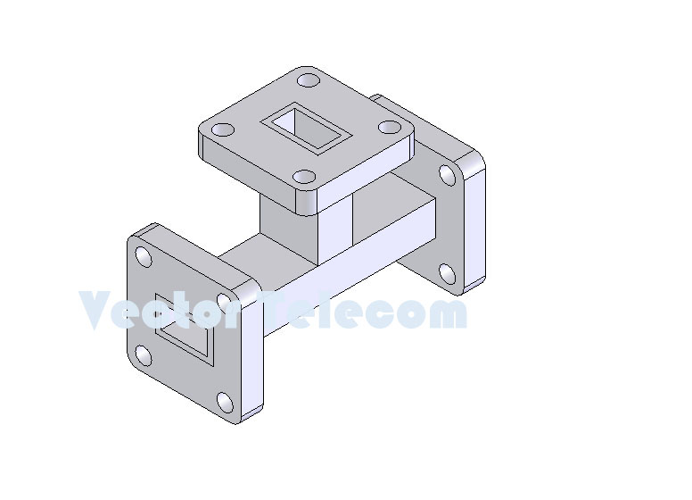 WR-to 2mm Female Waveguide to Coax. - Fairview Microwave