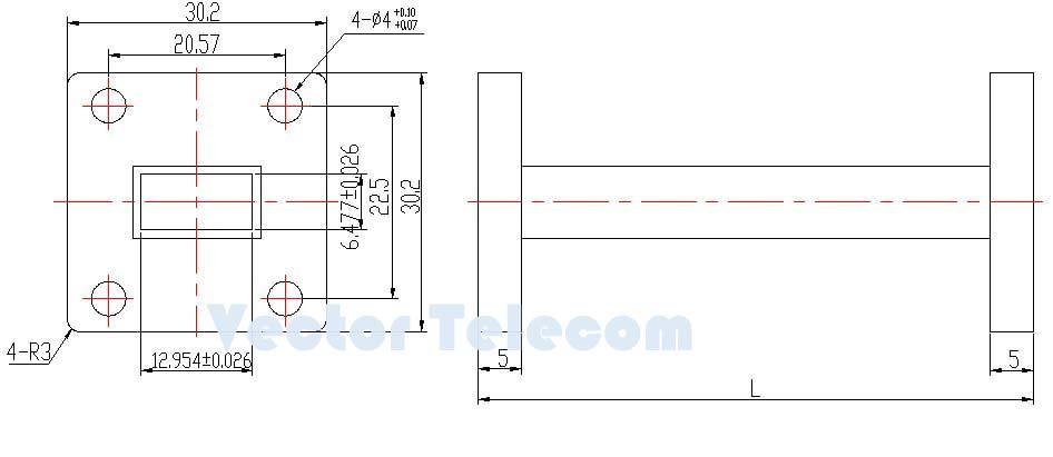vector telecom - vt180wfa20ppc