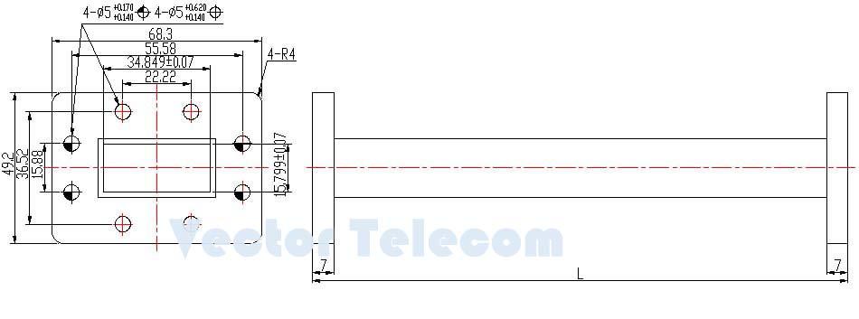 vector telecom - vt70wfa30ppc