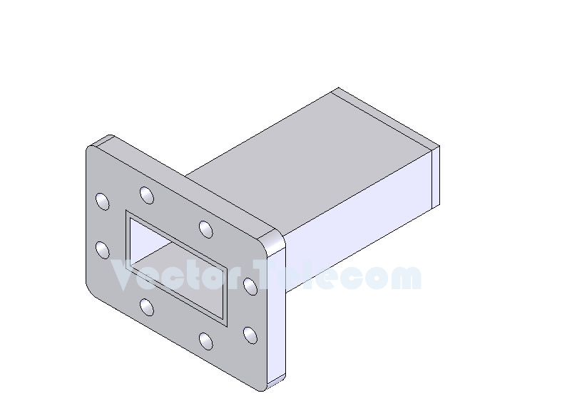 WR137 Waveguide Low Power Termination