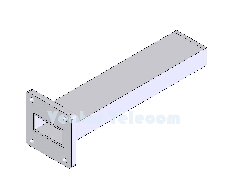 WR112 Waveguide Low Power Termination