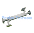 Broadwall Directional Coupler - Dual-arm 4 WG Ports